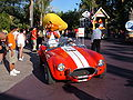 Speedy Gonzales at Celebration Parade, Six Flags Magic Mountain 2007-07 1.JPG