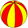 Spherical decagonal hosohedron2.png