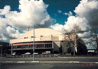 Spokane Coliseum