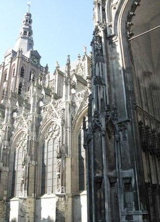 St. John's Cathedral ('s-Hertogenbosch) - St-Jan 's-Hertogenbosch