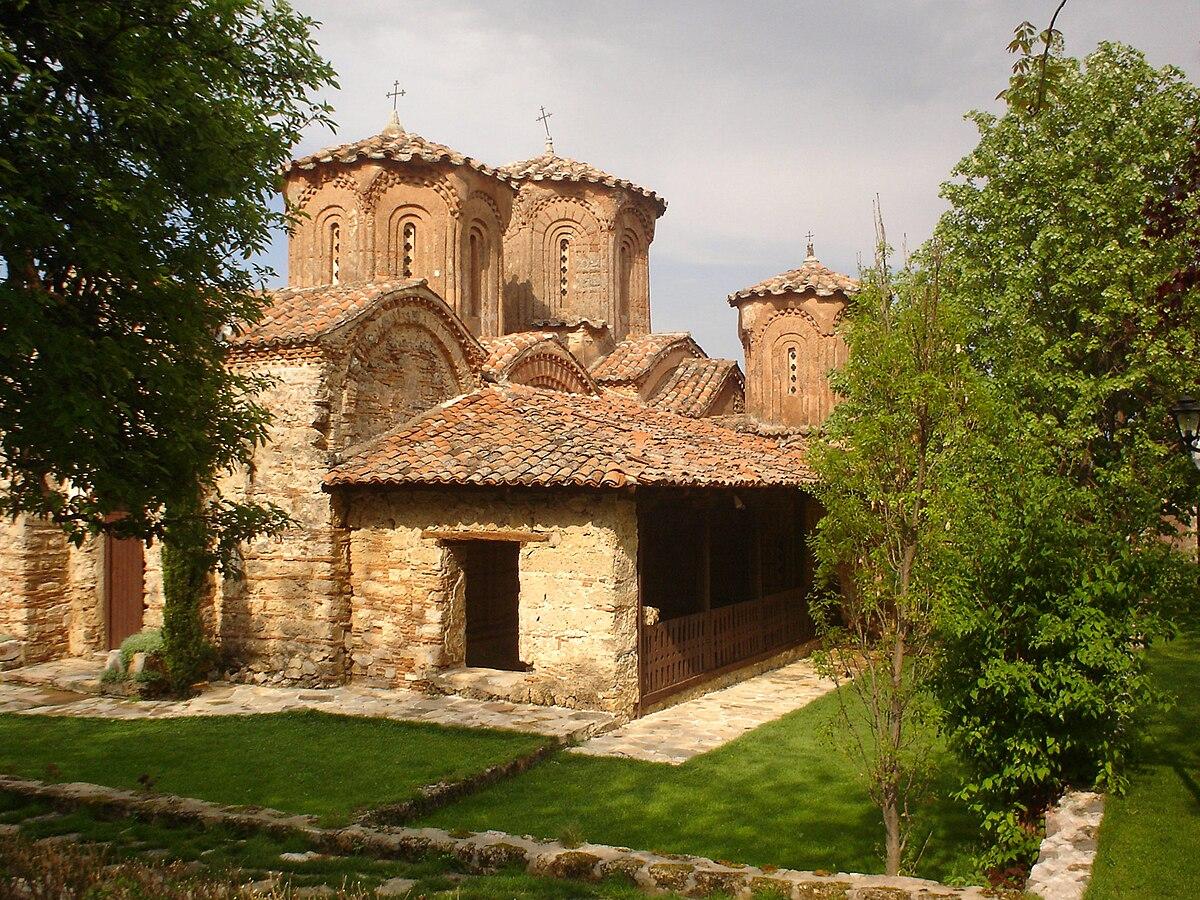 Manastir sv. Bogorodice Veljuse – Wikipedija