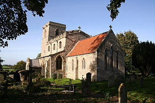 St Nicholas Church, Normanton Church in Lincolnshire, England