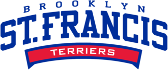 St. Francis Brooklyn Terriers men's basketball - Image: St Francis Brooklyn Terrierswordmark