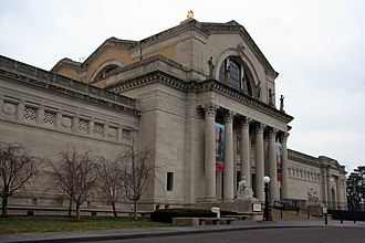 Saint Louis Art Museum - St. Louis Art Museum, 2011
