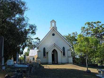 St Matthews Anglican Church, Grovely (now Mitchelton), 2010 StMatthewsAnglicanChurchGrovely.JPG