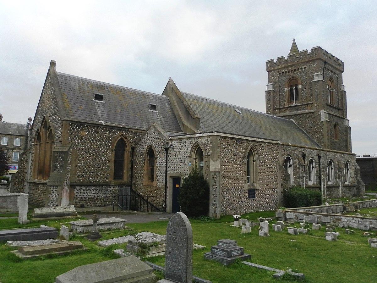 St Andrew's Church, Church Road, Hove - Wikipedia