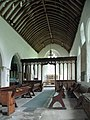 St Cadoc Llancarfan, Glamorgan, Wales - South aisle - geograph.org.uk - 544633.jpg