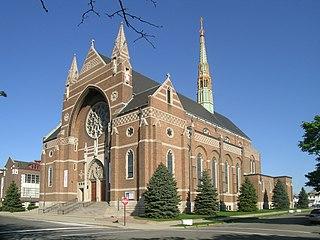 St. Florian Church (Hamtramck, Michigan) United States historic place