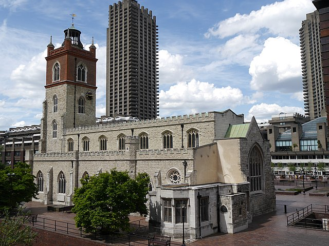 St Giles-without-Cripplegate
