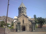 St Grigor Lusavorich church, Goris 0385.jpg