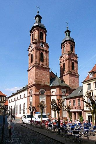 Miltenberg - Image: St Jakobus Miltenberg
