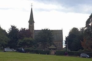 Ide Hill - St Mary's Church, Ide Hill, Kent