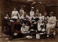 St Mary's Hospital, Plaistow; Basil Hood and Robert Archibal Wellcome V0029077.jpg