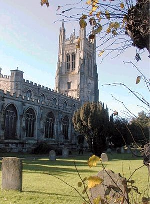 St Neots - St.Neots Parish Church