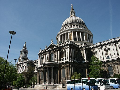 St Paul's Cathedral 2003