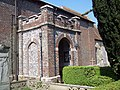 St Peter's Church, West Tytherley - Porch - geograph.org.uk - 422957.jpg