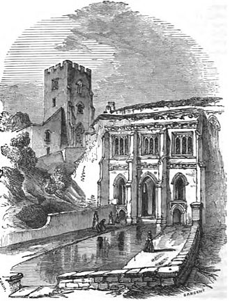 St Winefride's Well - Image: St Winifred's Well, Flint Shire Copy