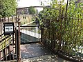 Stairs to Regent's Canal near tunnel - geograph.org.uk - 1388123.jpg