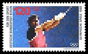 Stamps of Germany (Berlin) 1988, MiNr 803