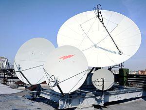 транспортеры для спутниковой антенны