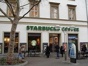Starbucks Stuttgart, Germany