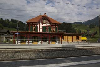 Mülenen railway station railway station in Switzerland