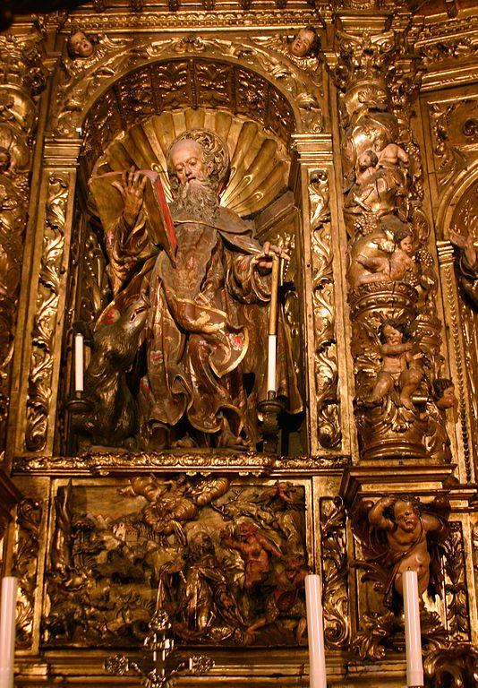 Intérieur de la Cathédrale de Barcelone - © José Luiz Bernardes Ribeiro / CC BY-SA 3.0