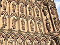 Statues, Lichfield Cathedral (2).JPG