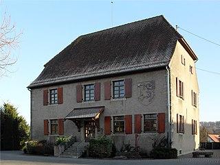 Steinbrunn-le-Haut Commune in Grand Est, France