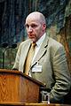 Steingrimur J. Sigfusson (VG) Island, talar under Nordiska radets session i Kopenhamn 2006.jpg