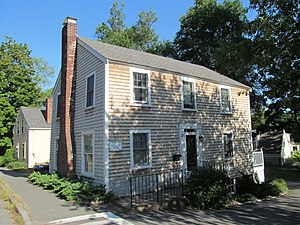 East End Historic District (Ipswich, Massachusetts) - Stephen Baker Storehouse