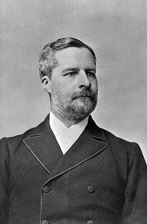 Stephen Wootton Bushell - Portrait of Stephen Wootton Bushell (c. 1880–1890)