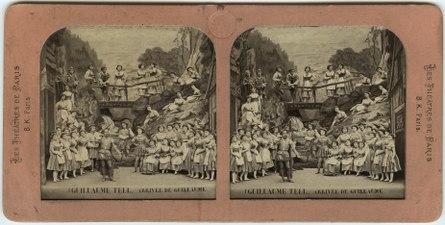 Stereokort, Guillaume Tell 1, Arrivée de Guillaume - SMV - S150a.tif