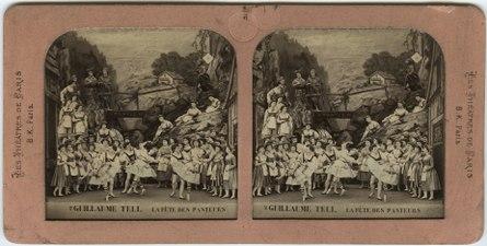 Stereokort, Guillaume Tell 2, La fête des pasteurs - SMV - S151a.tif