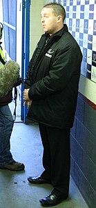 Steve McCormack English/Scottish rugby league coach