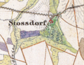 Stoßdorf Urmesstischblatt 4148-1847.png