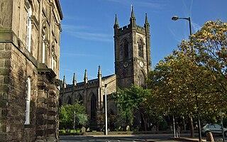 Stoke Minster Church