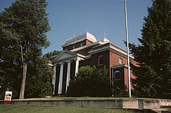 Old Stokes County Courthouse, Danbury