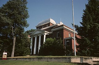 Stokes County Courthouse United States historic place
