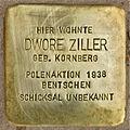 Stolperstein Dwore Ziller Brunnenstraße 114 0035.JPG