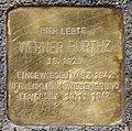 Stolperstein Eichborndamm 238 (Wittn) Werner Burthz2014.jpg