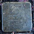 Stolperstein Karlsruhe Elisabeth Rosenfeld Reinhold-Frank-Str 66 (fcm).jpg