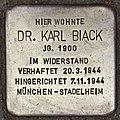 Stolperstein für Dr. Karl Biack (Salzburg).jpg