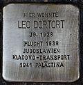 Stolperstein für Leo Dortort.JPG