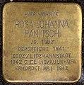 Stolpersteine Köln, Rosa Johanna Panitsch (Grunerstraße 12).jpg