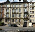 Stolpersteine Würzburg, Wohnhaus (Bismarckstraße 7).jpg