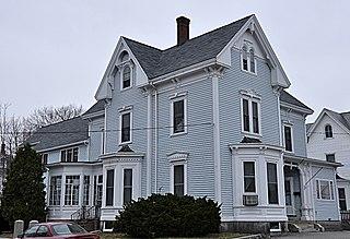 Clara Buswell House