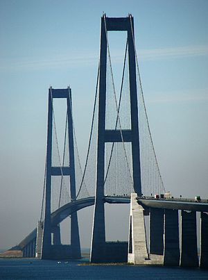 Dissing+Weitling - The Great Belt Bridge