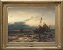 Storm off the Dutch Coast. Scene from Scheveningen (Albert Berg) - Nationalmuseum - 17939.tif