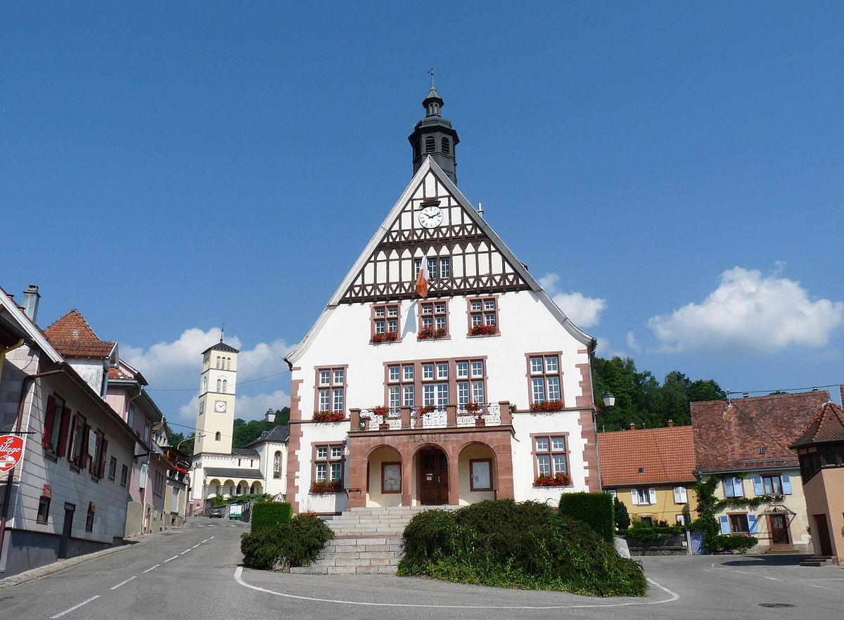 Stosswihr wikip dia Architecture ancienne